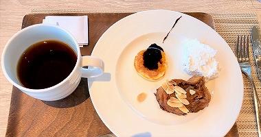 ダブルツリーbyヒルトン沖縄北谷リゾートの朝食バイキング