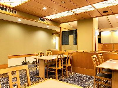 ダブルツリーbyヒルトン那覇首里城 日本料理レストラン「富士」