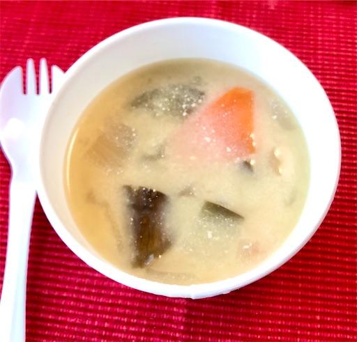 スープ店「たんとスープ」京風味噌スープ