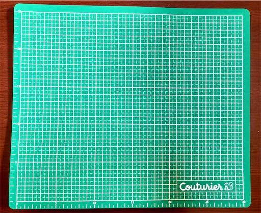 フェリシモ クチュリエのカッターマット