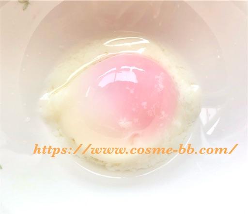 ラクラクッカー プラス(電気圧力鍋)でつくった温泉卵