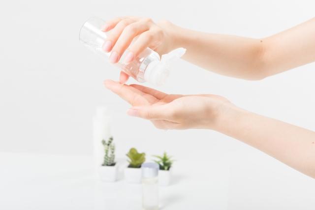 弱酸性化粧水・おすすめ・オルビス