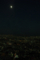 月が昇る ~千葉港方面~