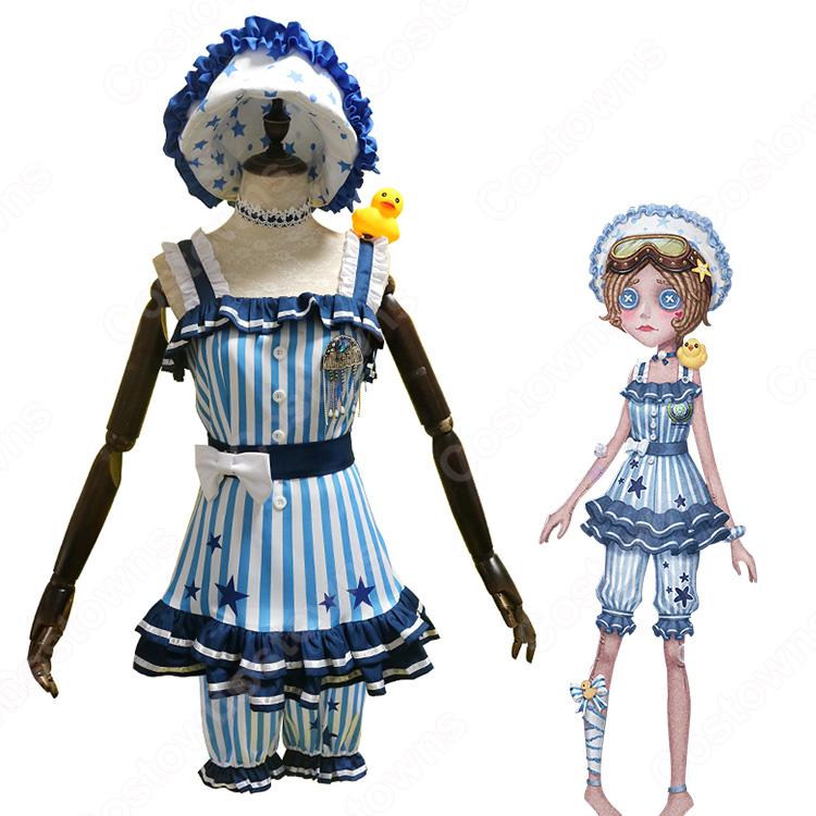 機械技師 (トレイシー・レズニック) コスプレ衣装 『IdentityⅤ(第五人格/アイデンティティ5)』の登場人物の仮装 コスチューム 水着 -10