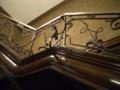 [近代][建築][大阪]談話室階段手すり