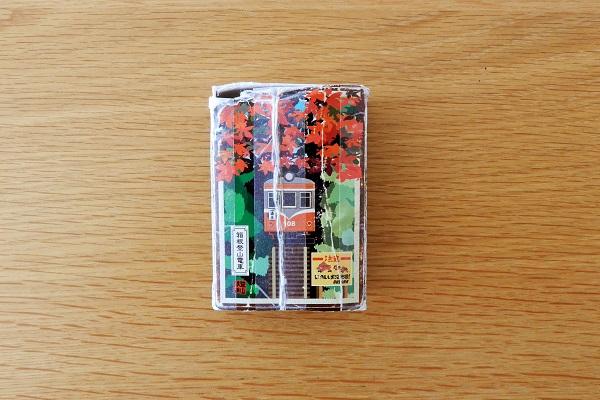 箱根登山電車キャンディー箱