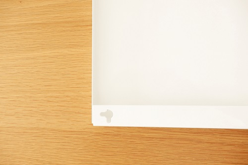 IKEAスポンタンマグネットボード取付方法
