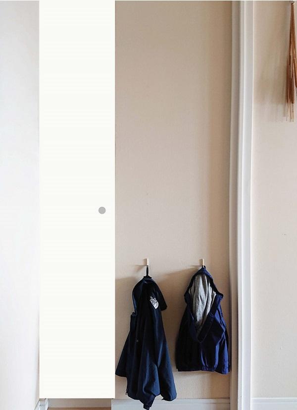 扉撤去前のイメージ