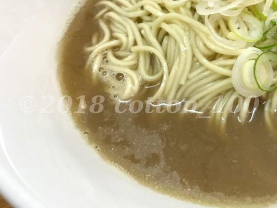 王子の中華そば屋伊藤の肉そばスープ