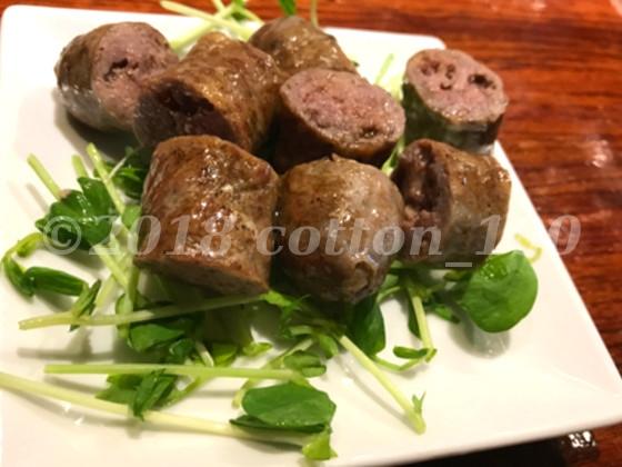 肉山おおみやの肉山ソーセージ