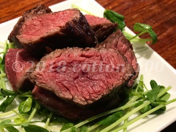 肉山おおみやの国産赤身牛のシンタマ