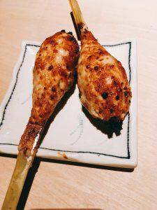 日本 福岡 ご飯 ディナー 食事 クリスマス 焼き鳥 練り物 松助 中洲 美味しい