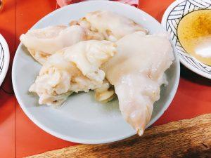 かどや 大阪 なんば 難波 飲み ディナー 夕食 豚足