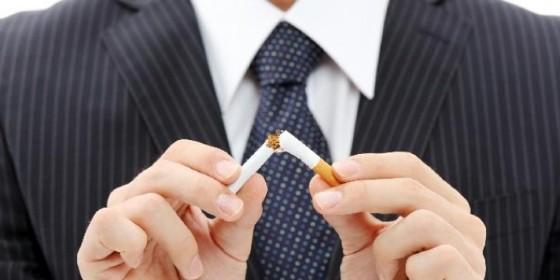 業務時間中の喫煙禁止
