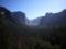 Yosemite Vally Tunnel View