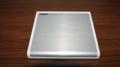 ロジテック LOGITEC LDR-PMH8U2LWH [USB2.0ポータブルDVD ライティングソフト付 m