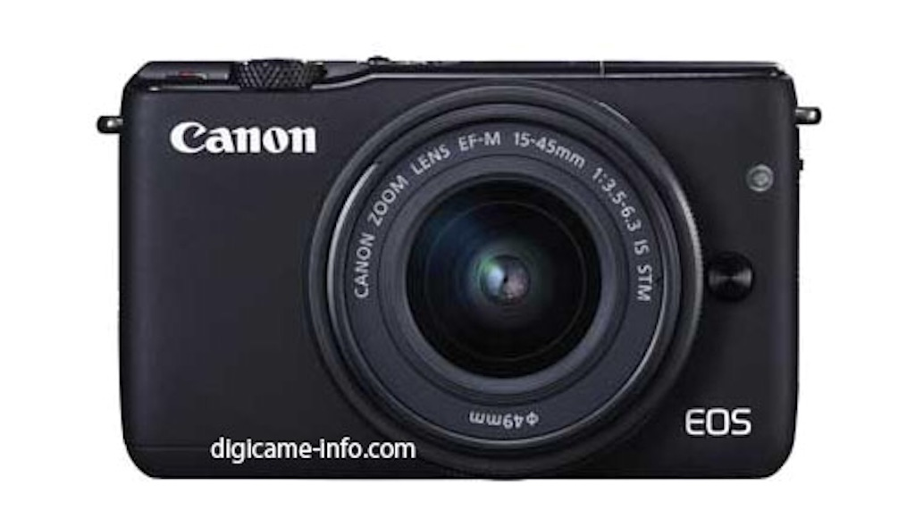 Canon EOS M  - ミラーレス一眼 ... -