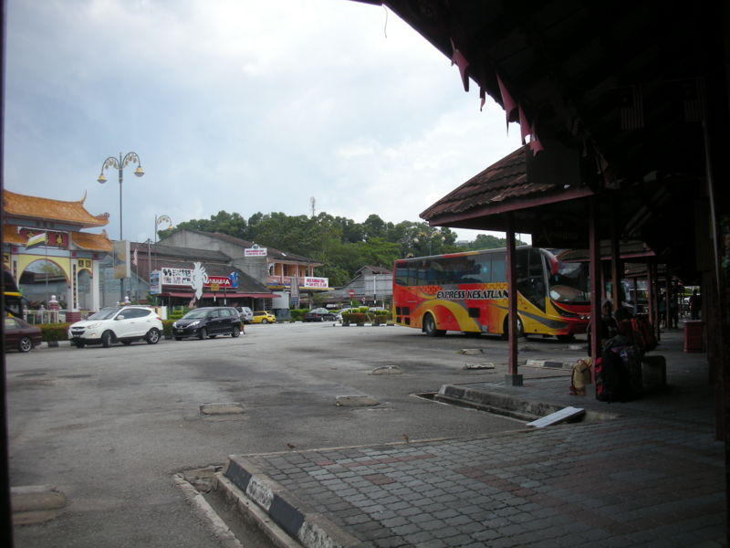 ルムッのバスステーション