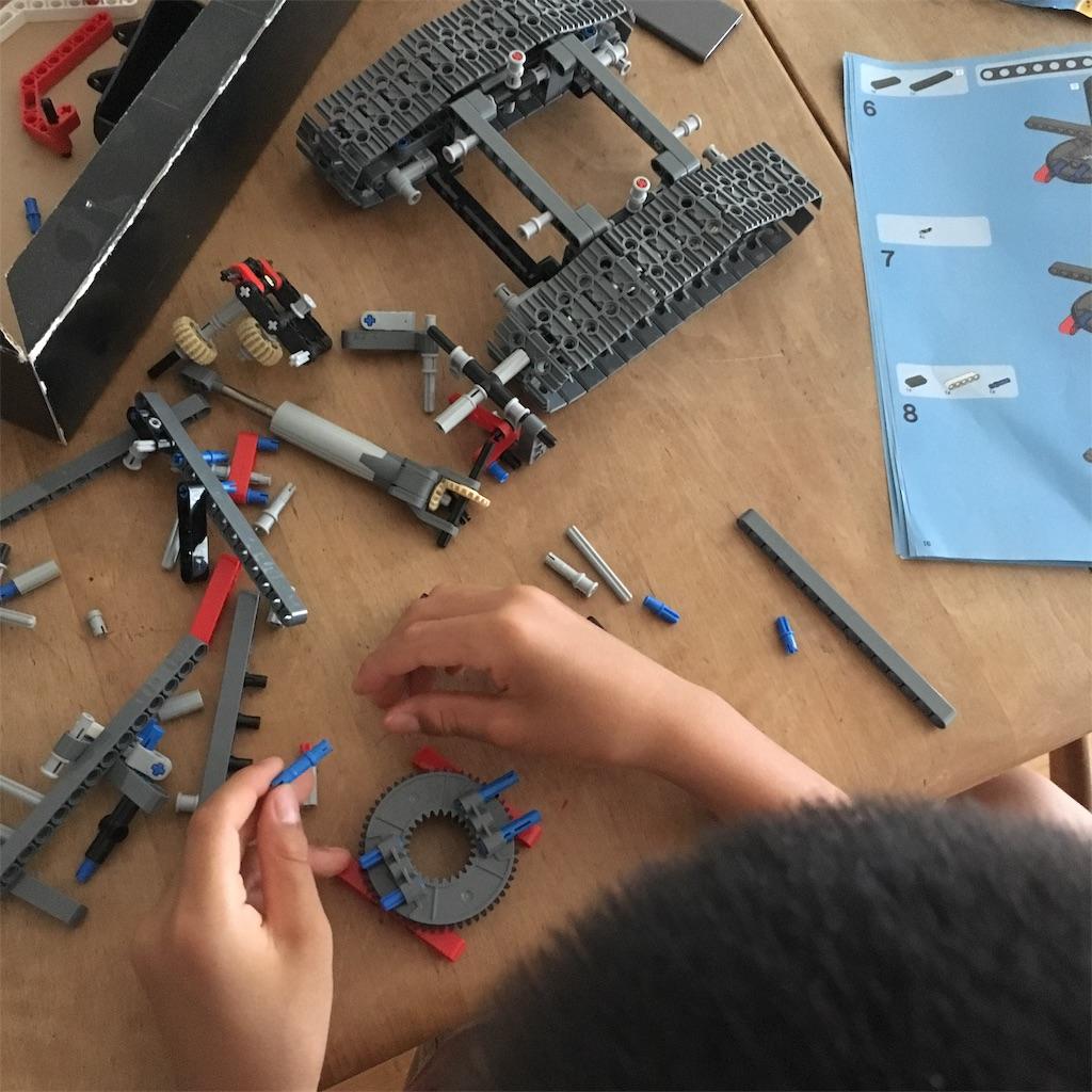 lego technic レゴ テクニック