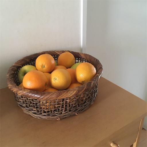 玄関 収納 果物 ミニマリスト