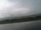 霧が濃かった