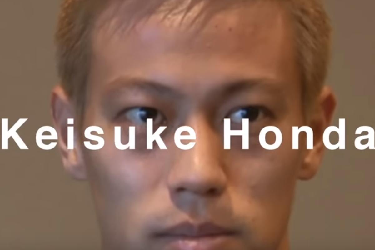 本田圭佑 日本代表 大阪府出身