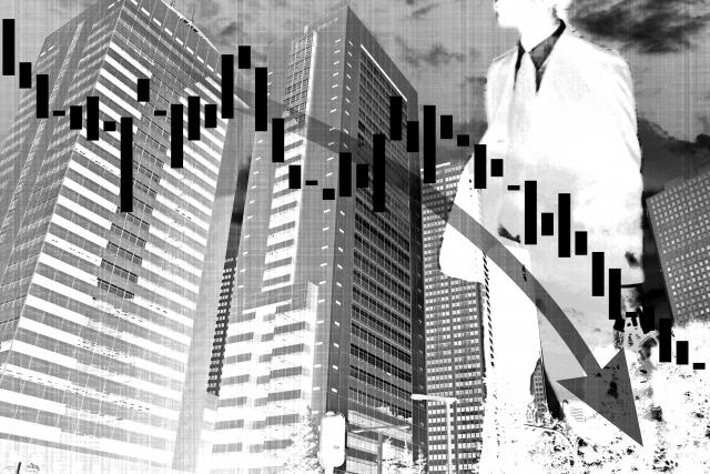 忍び寄る不況の影 GDPが年率6.3%減で5期ぶりのマイナスを記録