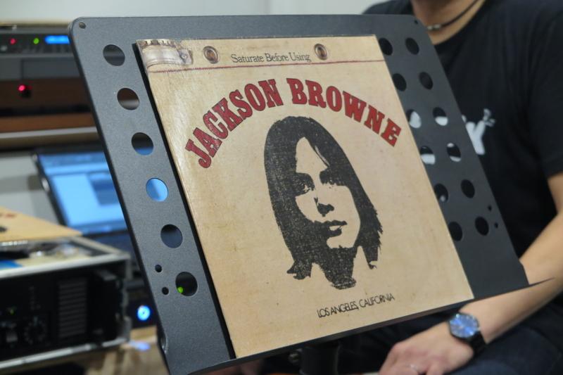 """Jackson Browneの1st""Jackson Browne""(1972)"