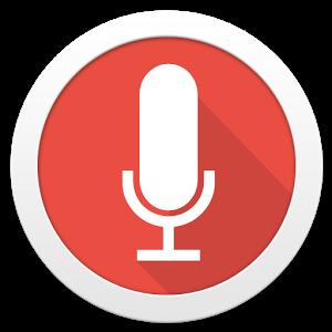 「音声レコーダー」アプリのアイコン