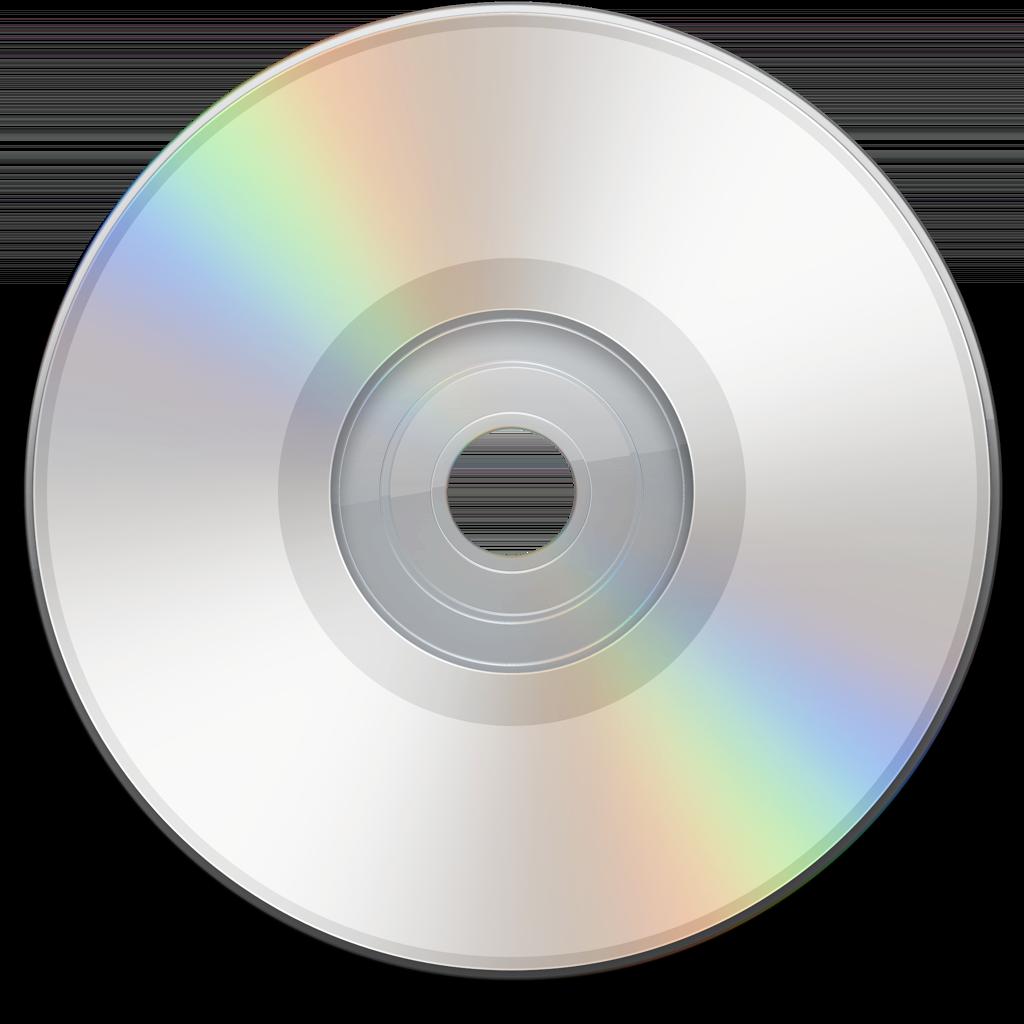 光学式ディスクのアイコン