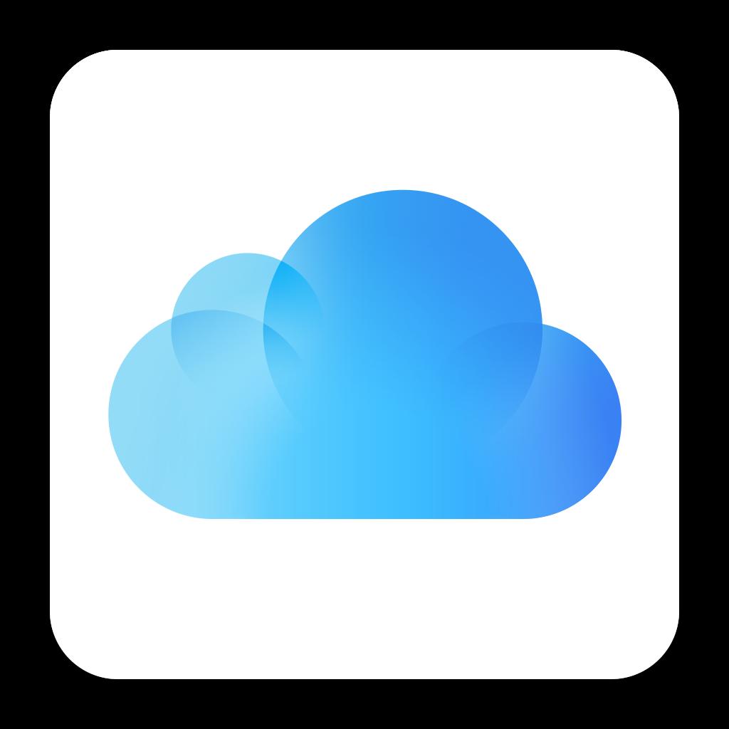 iCloud ロゴ