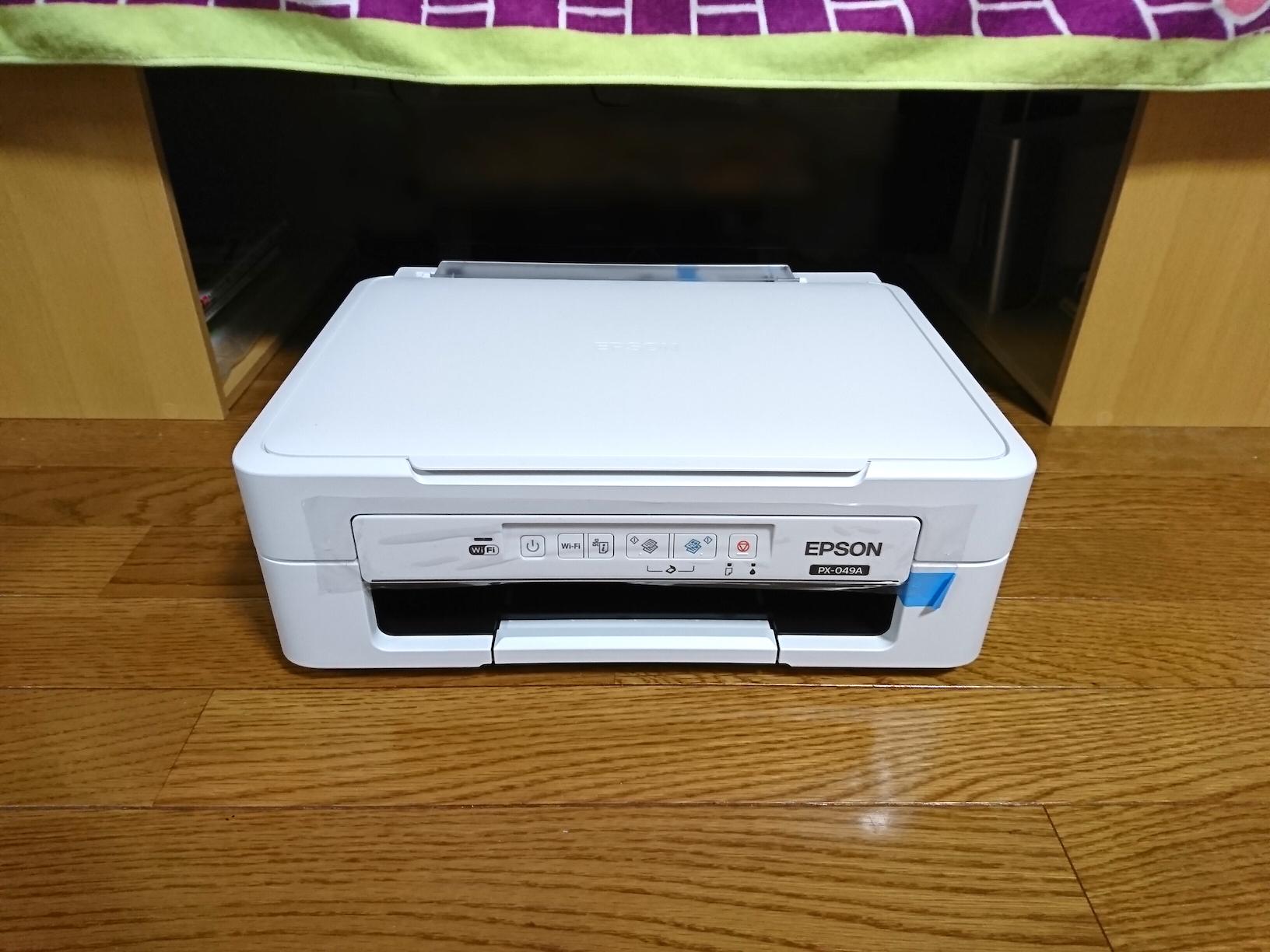 Epson PX-049A 外観