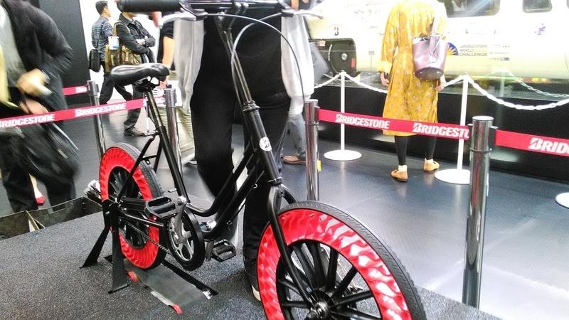 エアレス自転車