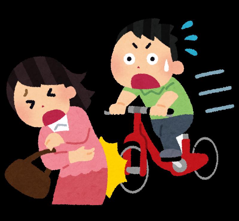自転車保険②