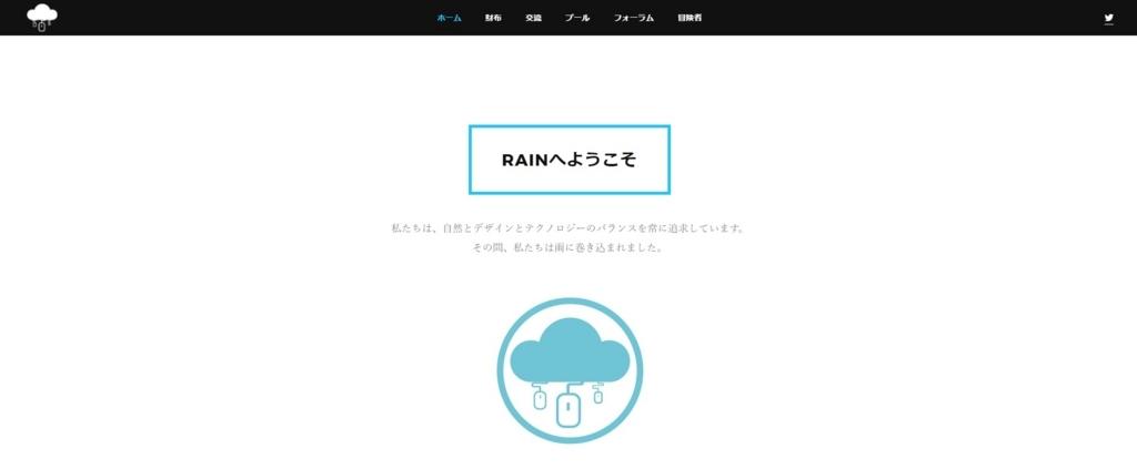 RAINを3倍で売り抜けた🎶