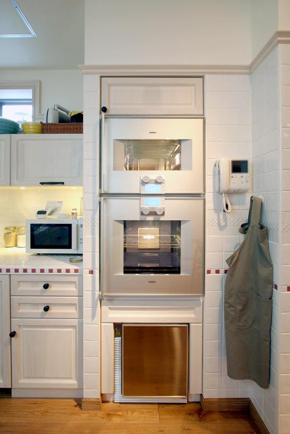 ガゲナウ|オーブン|スチームオーブン|展示中|実際にお料理できる
