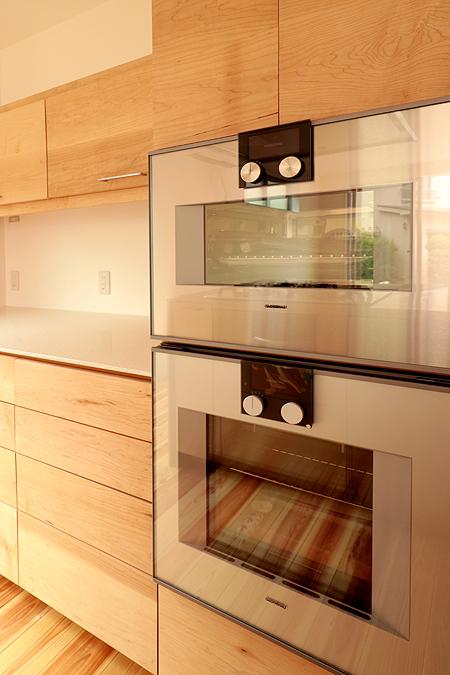 ガゲナウBO440431|ガゲナウBS450410|オーダーキッチン収納|施工実例