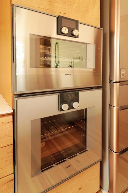 ガゲナウBO440431|ガゲナウBS450410|オーダーキッチン収納|施工事例