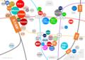 名古屋IT企業地図 2019冬