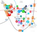 名古屋IT企業地図 2019初春