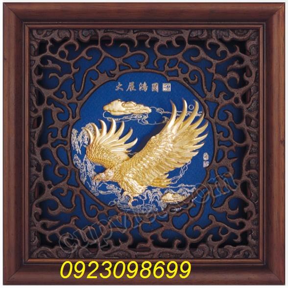 Cung cấp tranh đồng phong thủy, chạm khắc tranh đồng trang trí, quà tặng sự kiện