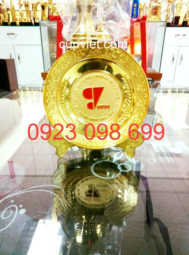 bán đĩa đồng, đúc đĩa đồng vinh danh, đĩa đồng quà tặng