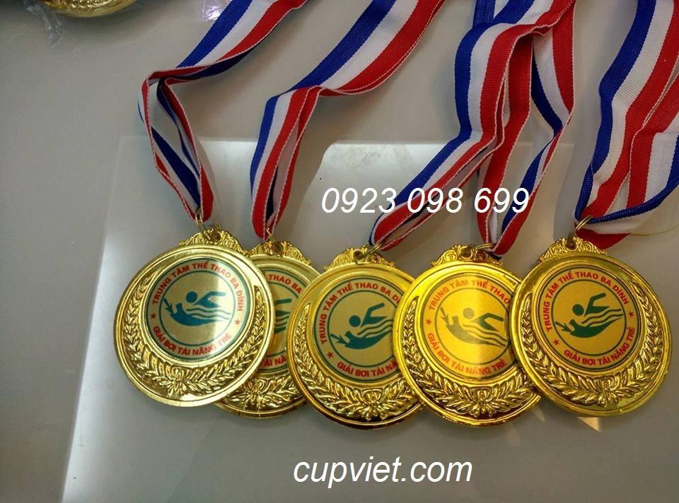 Huy chương thể thao giá rẻ