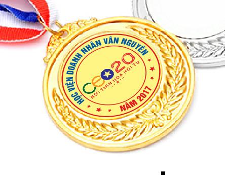 Bán huy chương thể thao, làm huy chương giải thưởng, đúc huy chương quà tặng