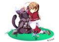 Alice mare:チェシャ猫&チェルシー