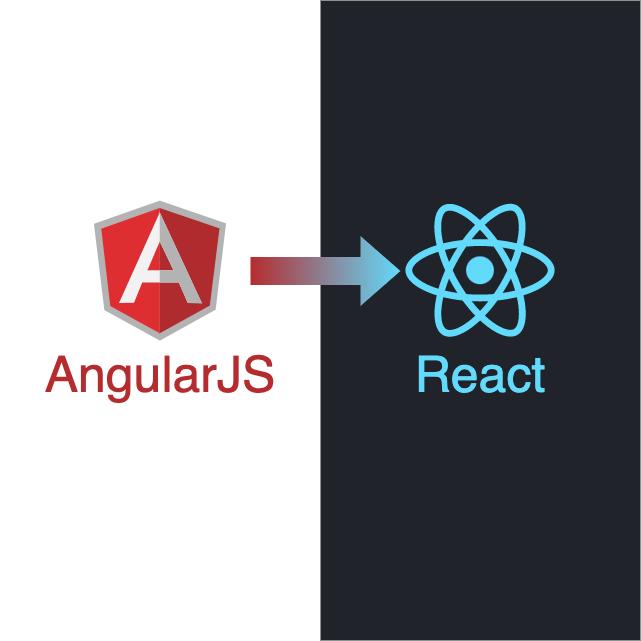 AngularJS to React
