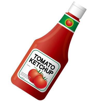 トマト系ケチャップ