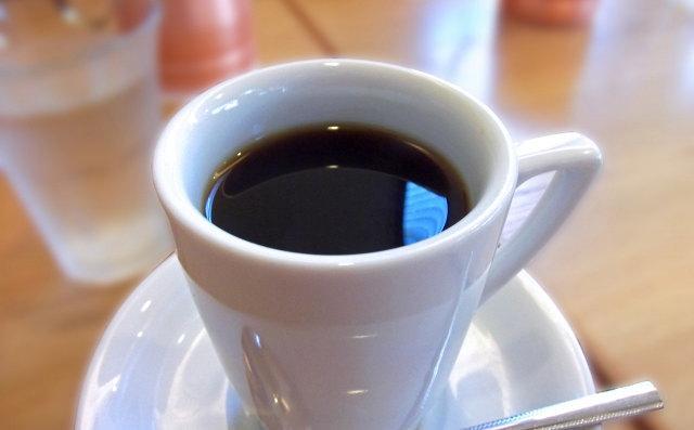 コーヒーの染み抜き