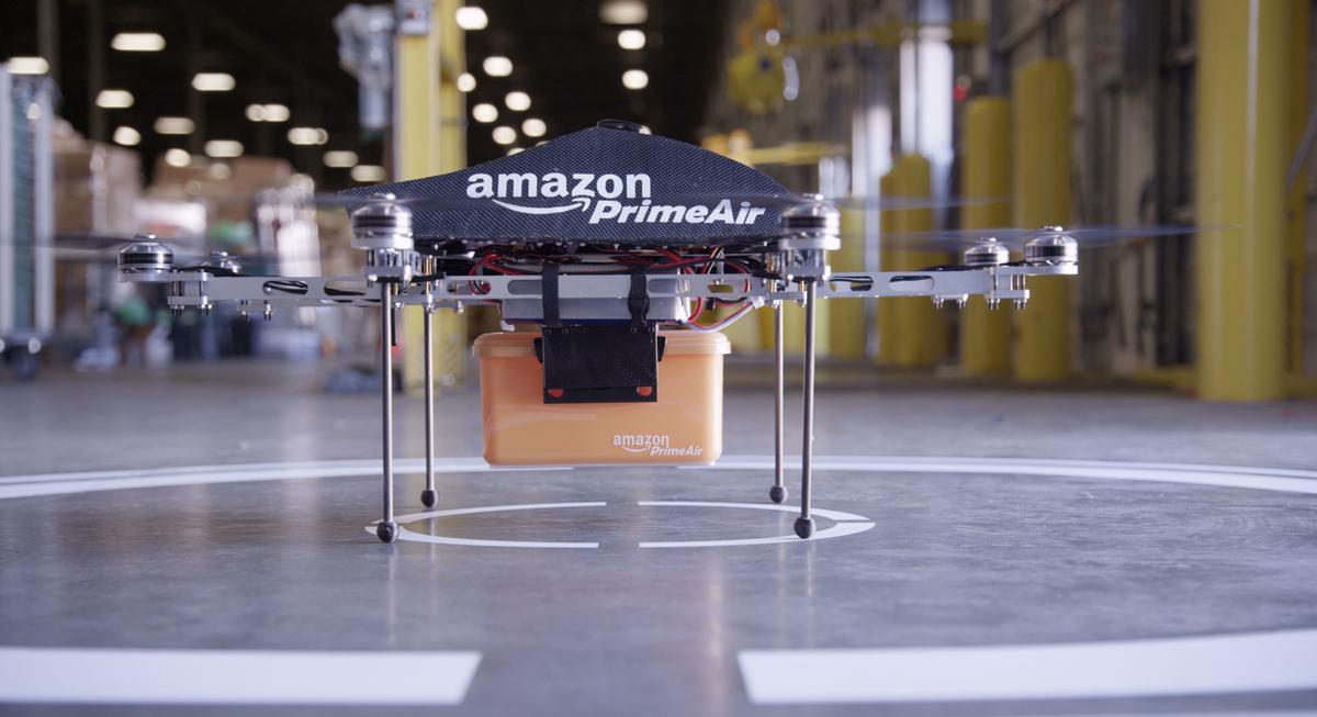 https://www.amazon.com/Amazon-Prime-Air/b?node=8037720011 より