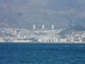 ロベン島から見たグリーンポイント・スタジアム
